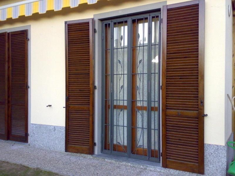 Dsr s a s produzione vendita e installazione for Immagini inferriate per finestre